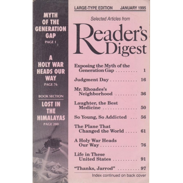 Readerr's digest-january-1995